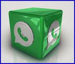 व्हाट्सएप पर पहली बार 3D तकनीक