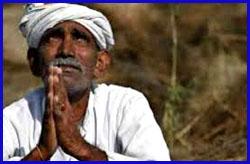कृषि मंत्री के क्षेत्र में किसान नेे किया आत्महत्या का प्रयास!