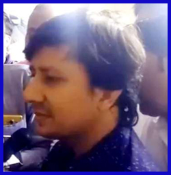 इंदौर में गुंडाराज, विधायक आकाश ने सरेआम पीटा …