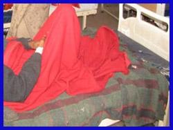 सरकारी अस्पतालों में अब लाल की जगह भूरे रंग के कंबल मिलेंगे