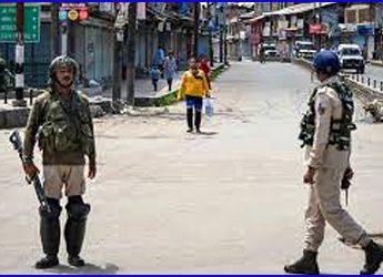 अन्ततः काश्मीर में बहाल हुई इंटरनेट सेवाएं . . .