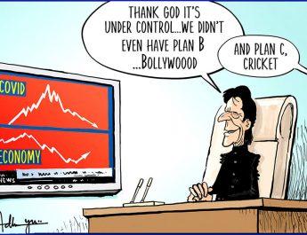 बुधवार 30 सितंबर 2020, सोशल मीडिया पर चर्चित कार्टून्स देखिए