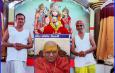 आचार्य महामण्लेश्वर प्रज्ञानानंद महाराज ने किया रामभक्त हनुमान का पूजन अर्चन