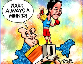 मंगलवार 03 अगस्त 2021, सोशल मीडिया पर चर्चित कार्टून्स देखिए